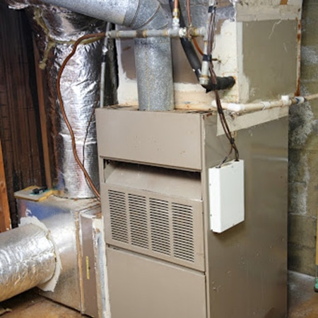 Get your Furnace or Boiler ready for fall!!