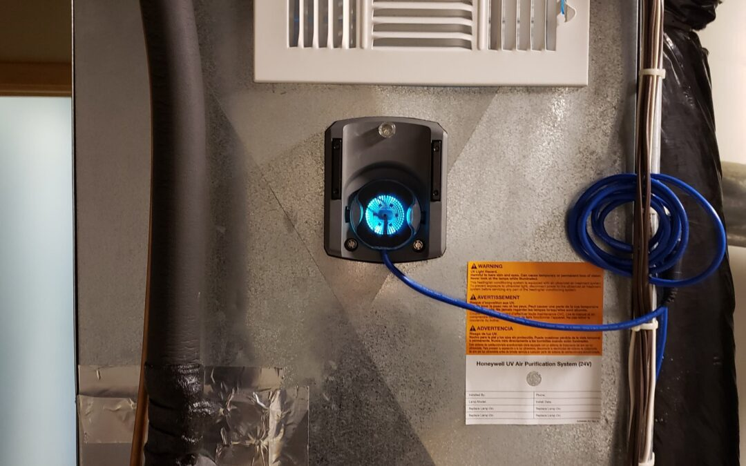 INDOOR AIR QUALITY IMPROVEMENT OPTIONS ARE HERE!!!